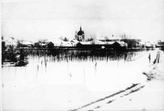 Foto: Iz arhive crkve, Crkvaiz 1910. godine