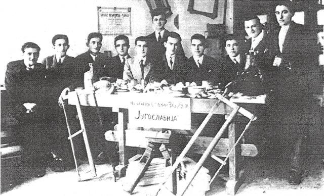"Članovi stolarske zadruge ""Juogslavija"", 1932."