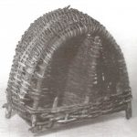 Foto iz arhive Narodnog muzeja u Čačku: Korpa sudara